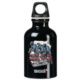 SWAT Team House Calls SIGG Traveler 0.3L Water Bottle