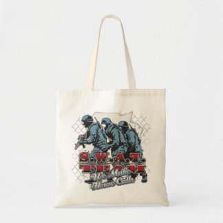 SWAT Team House Calls Tote Bag