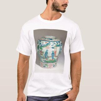 Swatow polychrome oviform jar, late 16th century T-Shirt