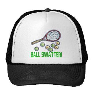 Swatter de la bola gorras