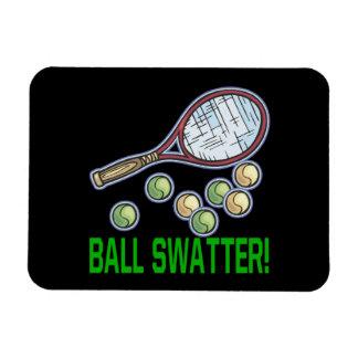 Swatter de la bola imán