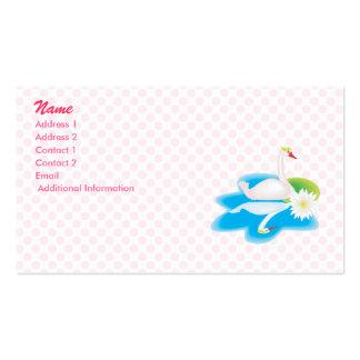 Swavanna Swan Business Card