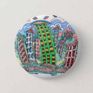 SWAY CITY PINBACK BUTTON