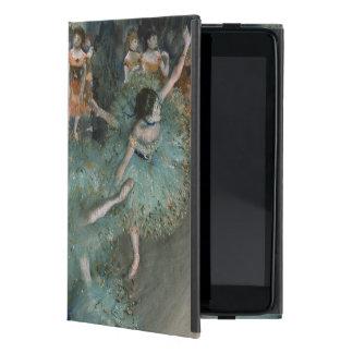 Swaying Dancer, Dancer in Green by Edgar Degas iPad Mini Case