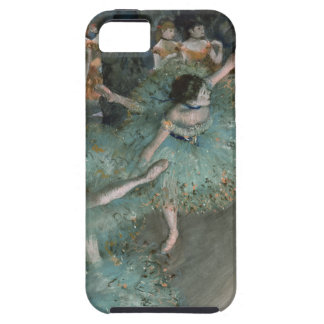 Swaying Dancer, Dancer in Green by Edgar Degas iPhone SE/5/5s Case