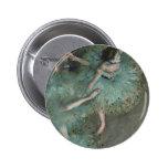 Swaying Dancer - Edgar Degas 2 Inch Round Button