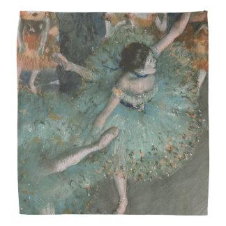 Swaying Dancer - Edgar Degas Bandana
