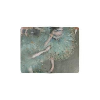 Swaying Dancer - Edgar Degas Pocket Moleskine Notebook
