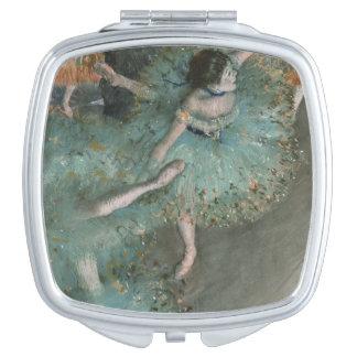 Swaying Dancer - Edgar Degas Vanity Mirror