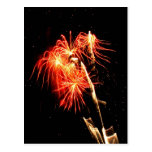 Swaying Flames Post Cards