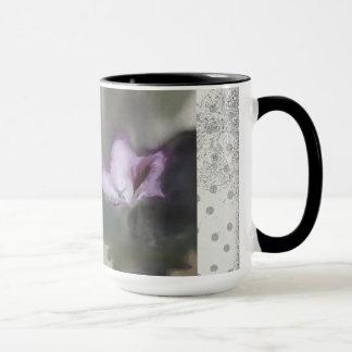 'Swaying Orchid' 15 oz Ceramic Mug lk