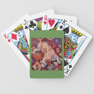 SWAYZEart Bicycle Playing Cards with Scooter