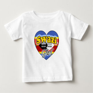 Swazi Girl Baby T-Shirt
