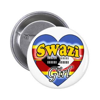 Swazi Girl Pins