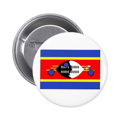 Swaziland Flag Pin