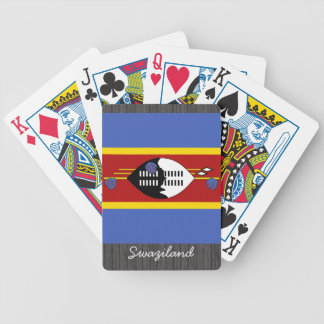 Swaziland Flag Playing Cards