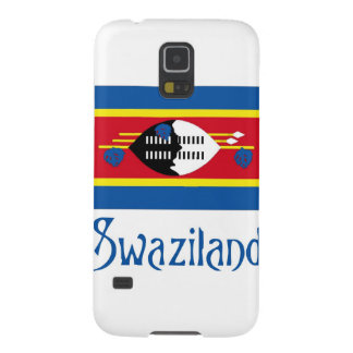 Swaziland Galaxy S5 Cases