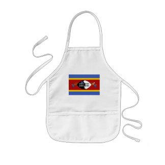 swaziland kids' apron