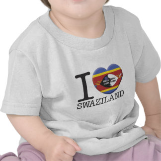 Swaziland T-shirts