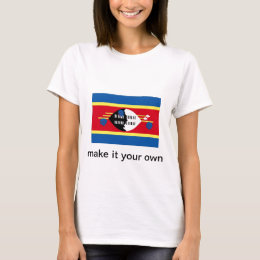 Swaziland tshirt