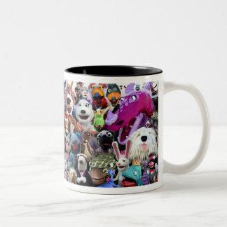 Swazzle Character Mug