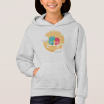 Sweat A Hood Girl Animals Hoodie
