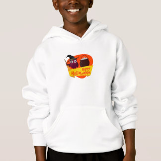 Sweat A Hood Halloween Boy Hoodie
