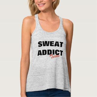 Sweat Addict Texas Tank Top