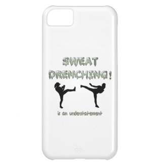 Sweat Drenching Kickboxing! is an understatement iPhone 5C Case