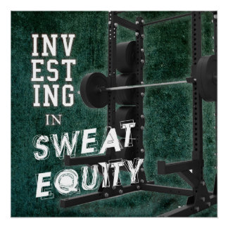 Sweat Equity - Poster