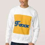 SWEAT Foxx Sudadera Con Capucha