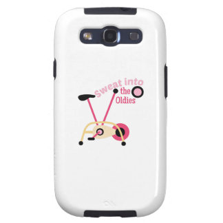 Sweat Into Oldies Samsung Galaxy S3 Cases