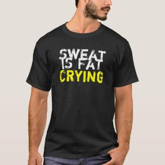 Sweat is Fat Crying | The Alumni T-Shirt