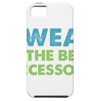 Sweat is the Best Accessory iPhone SE/5/5s Case