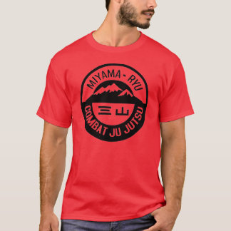 Sweat on the mats Red T-Shirt