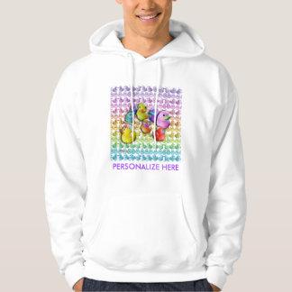 Sweat Shirts - Hoodies Rubber Ducky Pop Art