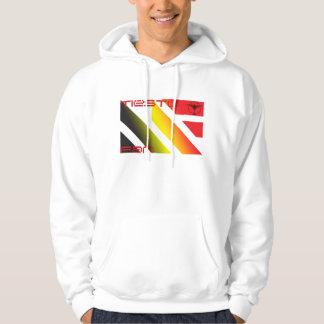 Sweat Tiësto Belgium Fan 2014 (MF logo version) Hoodie