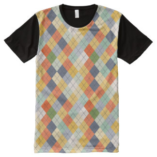 Sweater Background 2 All-Over Print T-shirt