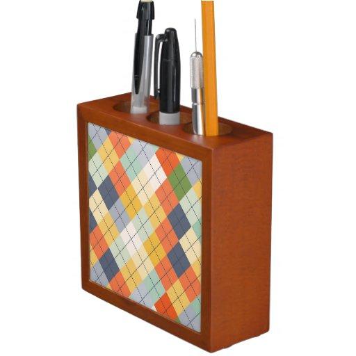 Sweater Background 2 Pencil/Pen Holder