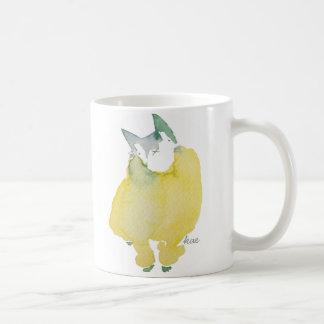 Sweater Cat Mug