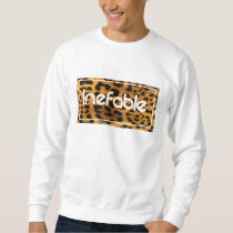 Sweater shirt sweatshirt basic ANIMAL INDESCRIBABL