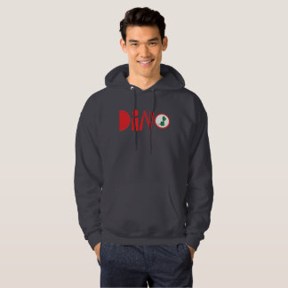 Sweater shirt with basic hood for man, Target