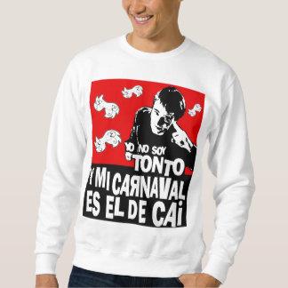Sweater shirt without Cadiz hood