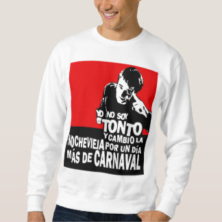 Sweater shirt without hood carnival