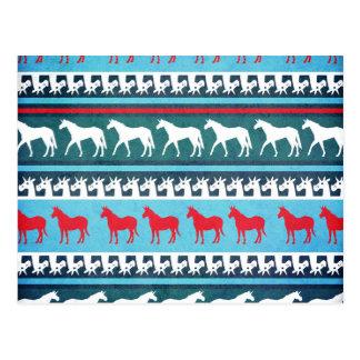 Sweater Unicorn Postcard