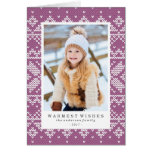 Sweater Weather | Holiday Photo Card