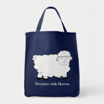 Sweaters With Hooves Tote Bag