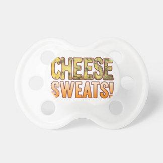 Sweats Blue Cheese Pacifier