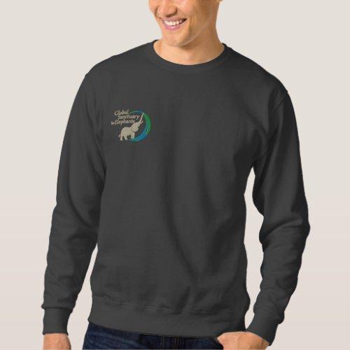 Sweatshirt in dark grey