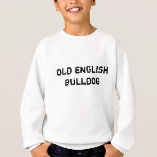 Sweatshirt kids old English Bulldog